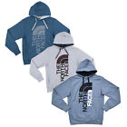 The North Face Hoodie Mens Pullover Sweatshirt Jacket Trivert Half Dome L Xxl