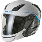 Fly Racing Tourist Cirrus Helmet White/Blue