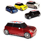 BMW Mini Cooper Car Wireless Mouse 2.4Ghz Optical Computer Mice +USB Dongle Gift