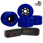 Cal 7 Longboard Multiple Color 90mm 78a Wheels Independent Bearing Combo