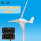 500W 12V/24V 3 Blades Wind Turbine Power Generator Charge Controller Home Garden
