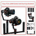 Feiyu Tech A2000 3 Axis Gimbal Handheld Stabilizer for Mirrorless DSLR Camera