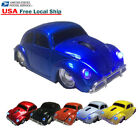 VW Classic Beetle Car wireless Mouse Optical 2.4Ghz Computer Mice  USB Receiver
