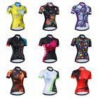 Cycling Jersey Women 2018 New Summer Bike Short Sleeve Bicycle Clothing Tops