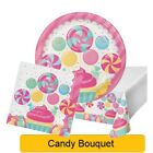 Candy Bouquet Range Tableware Balloons Decorations - CP 1C