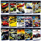 PS2 Spiel Burnout Cars Driv3r Formel 1 GTA NFS Carbon Most Wanted Underground