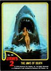 1978 TOPPS JAWS 2 - PICK CHOOSE YOUR CARDS