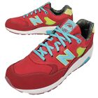 New Balance MRT580GH D Red Blue RevLite Mens Sneakers Running Shoes MRT580GHD