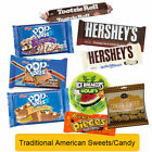 TRADITIONAL AMERICAN SWEETS/CANDY  (Retro/Candy/Chocolate) CONFECTIONERY -BONDS