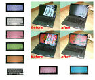 Keyboard Skin + 15.6'' Anti-glare Screen Cover for Dell XPS 15-9550 15-9560
