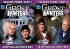 Choice of Individual Replacement DVD Disc Only For Ghost Hunter Season 3 PT 1-2