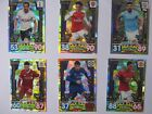 Match Attax Extra 2017/18 Choose 100 club Golden Boot Hat trick Limited Edition