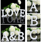 Freestanding Large 26 Wooden Wood Alphabet Letters/Wall Hanging Nursery Decor