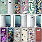 For Samsung Galaxy Note 8 SM-N950 Slim Fit Durable Clear TPU Case - Pattern