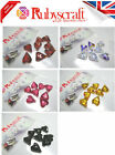 10pcs Authentic Swarovski 6240 12mm Wild Heart Pendants - Please select colour