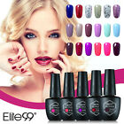 Elite99 Soak Off Gel Nail Polish Varnish Lacquer UV LED Mani