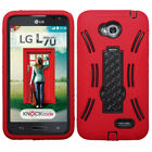 Symbiosis Stand Cover for LG MS323 (Optimus L70) LG VS450PP (Optimus Exceed 2)