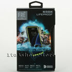 LifeProof Fre Waterproof Dust Proof Samsung Galaxy S8 Case - Gray & Teal & Black