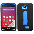 Symbiosis Protector Cover (with Horizontal Stand) for LG LS660 (TRIBUTE)
