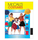 Sew & Make McCall's 3759 Vintage SEWING PATTERN - Girls CHEERLEADER COSTUMES