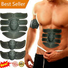 Ultimate EMS Muscle Training Gear ABS Simulator Body Home Exercise Shape Fitness