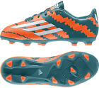 Adidas Messi 10.3 Firm Ground Junior Football Boots - Green