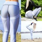 Sexy Women Workout Gym Yoga Leggings Fitness Running Slim Fit Pants Trousers  US