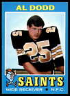 1971 Topps Football 81-152 -- Pick Your Card - - Each Card Scanned Front & Back