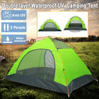 1-2 Person Tent Family Outdoor Camping Hiking Beach Tent Waterproof Ant-UV