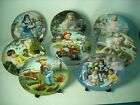 Choose ONE OR MORE Plates CHILDREN OF THE WEEK Danbury Mint - Plate