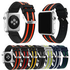 Muti Choice Sports Silicone Wrist Band+Metal Buckle For Apple Watch Iwatch 1 2 3