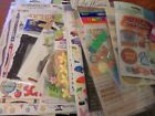 angel stickers scrapbooking - Assorted Scrapbooking Embellishments Stickers **CHOICE** FLAT SHIP!! 100+Designs