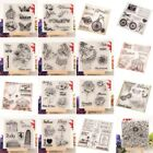 Внешний вид - Transparent Silicone Clear Rubber Stamp Cling Diary Scrapbooking DIY Decor