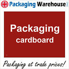 CS201 PACKAGING CARDBOARD RECYCLING SIGN OFFICE BOXES BOX PAPER BIN SKIP
