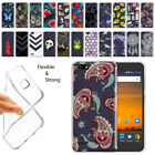 For ZTE Blade Force N9517 Ultra Thin Clear Soft Silicone Gel TPU Case Cover