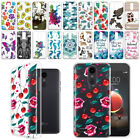 """For LG Aristo 2 X210/ SP200/ K8 2018 5"""" Ultra Thin Clear Soft Gel TPU Case Cover"""