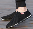 Fashion New Mens Flats Casual Mesh Sneakers Breathable Loafer Shoes Lot