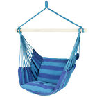 BCP Hammock Hanging Rope Chair Porch Swing Seat Patio Camping Portable