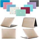 Plastic Hard Case Cover Shell For Macbook Pro 15.4 15