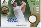 Golf - Upper Deck - SP Authentic - Autograph & Game Used Relic Selection NM