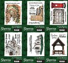 Crafters Companion A Little Bit Festive - A6 Unmounted Stamps by Sheena Douglass