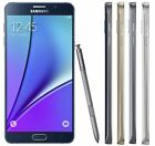 Samsung Galaxy Note 5 32GB 64GB GSM Unlocked Smartphone Black Gold Silver White