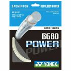 Yonex BG 80 Power Badminton String Set