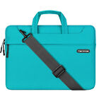 Business Traval Laptop Sleeve Case Shoulder PC Briefcase for Dell HP Samsung Mac