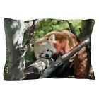 "CafePress Sleepy Red Panda Standard Size Pillow Case, 20""x30"" (1285619257)"