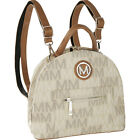 MKF Collection by Mia K. Farrow Ariel 2 in 1 Shoulder Backpack Handbag NEW