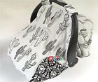 Premium Carseat Canopy Cover Nursing Cover Baby Shower Breastfeeding Mom