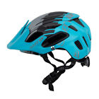 7iDP M2 Mountain Bike Bicycling Helmet : Tactical Teal/Grey/Black