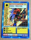 "MULTI-LIST SELECTION OF 1st EDITION  ""DIGIMON TCG/CCG""  SINGLE CARDS 1999  (ST)"