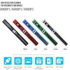 Portable Handheld Wand Wireless Scanner A4 Size 900DPI JPG/PDF Formate LCD H1D4